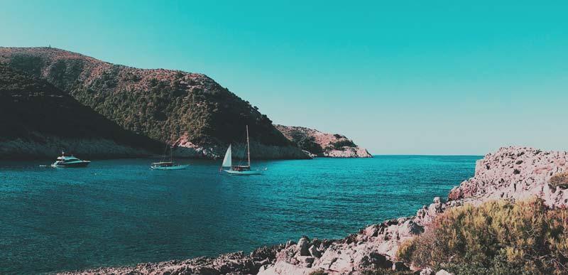 Segeln auf Korsika